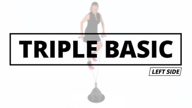 TRIPLE BASIC - Left Side