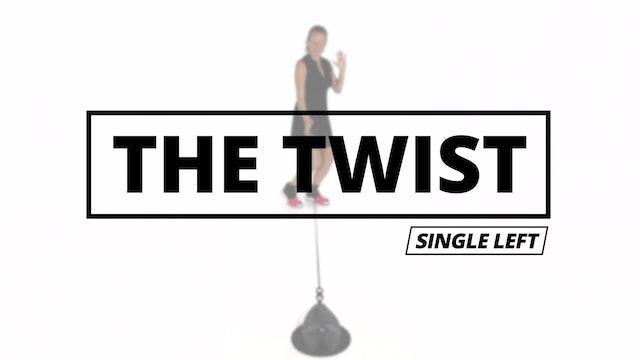 THE TWIST - Single Left