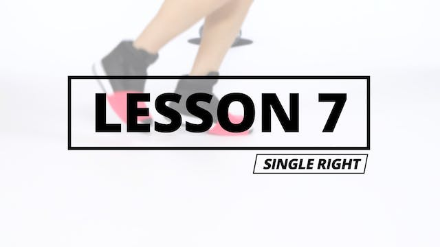7: THE TOMMY - Single Right