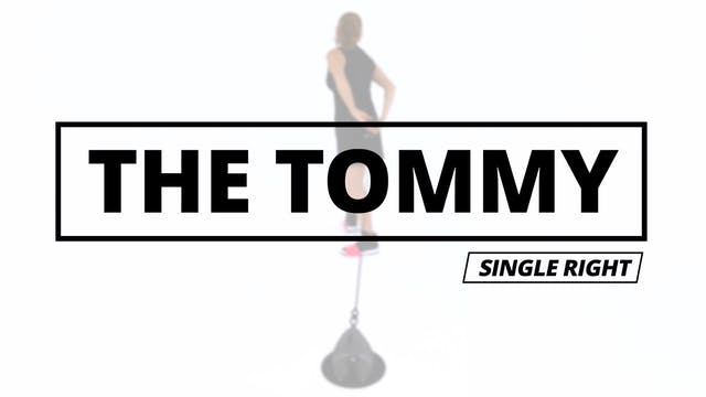 THE TOMMY - Single Right