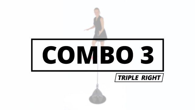 COMBO 3 - Triple Right