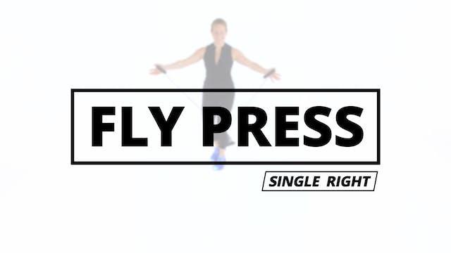 FLY PRESS - Single Right