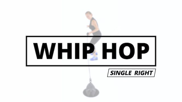 WHIP HOP - Single Right