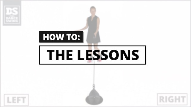How to: The Lessons