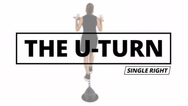THE U-TURN - Single Right