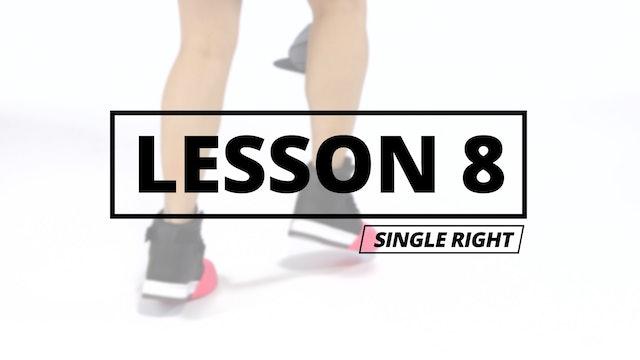 8: TRIPLE BASIC - Left Side