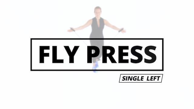 FLY PRESS - Single Left