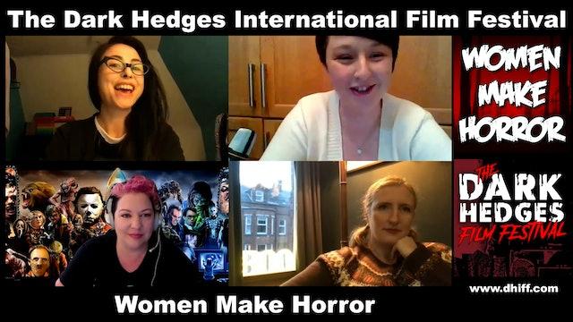 Women Make Horror Panel
