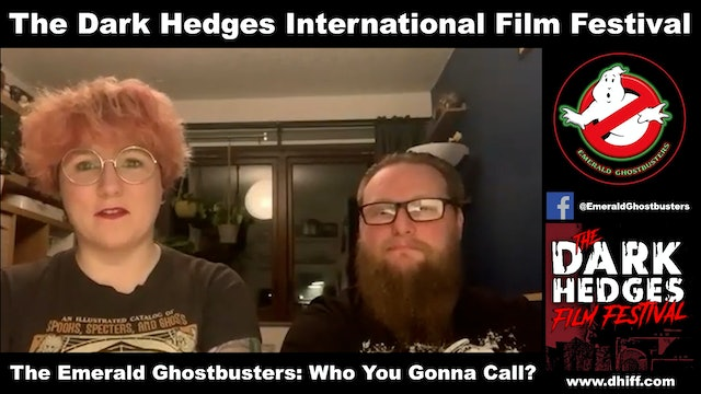 The Emerald Ghostbusters: Who You Gonna Call?