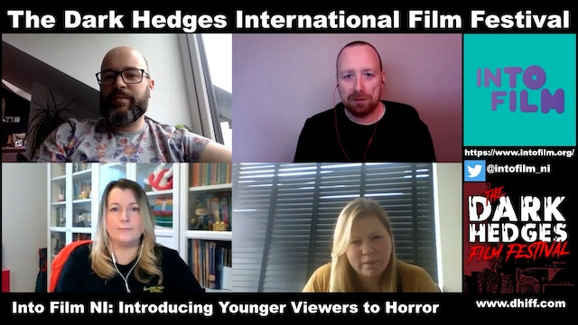 Into Film NI: Introducing Younger Viewers to Horror