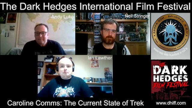 Caroline Comms: The State of Trek