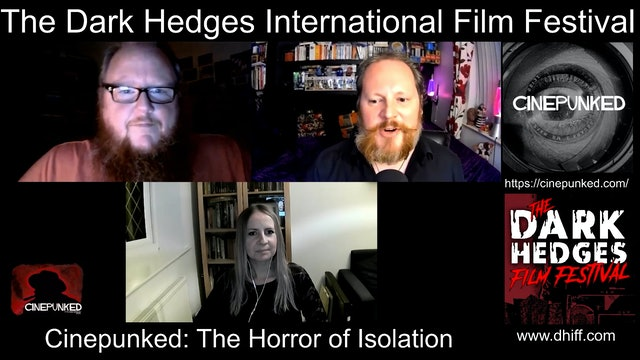 Cinepunked: The Horror of Isolation