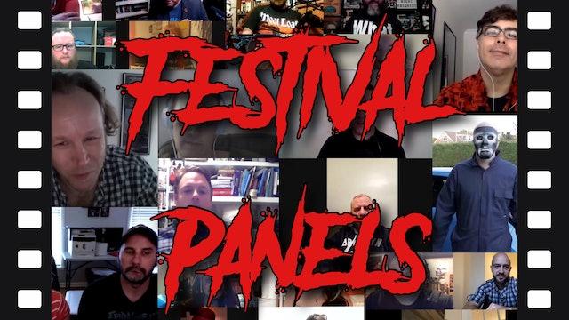 2020 Festival Panels