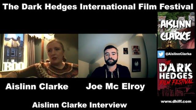 Aislinn Clarke Interview