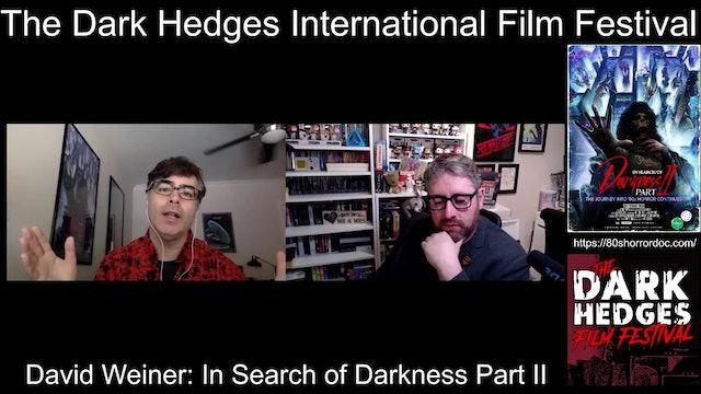 In Search of Darkness (David Weiner)