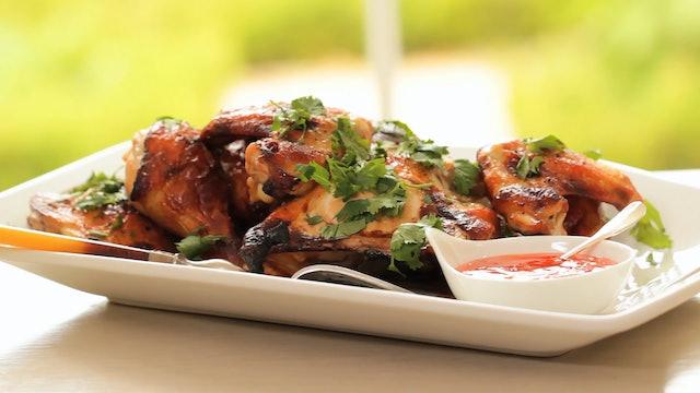 Soy Glazed Chicken