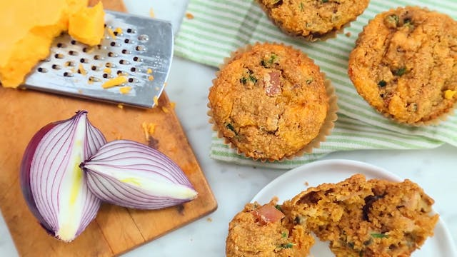 5 Healthy Muffin Recipes