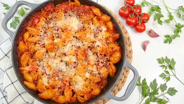 3 Baked Pasta Recipes