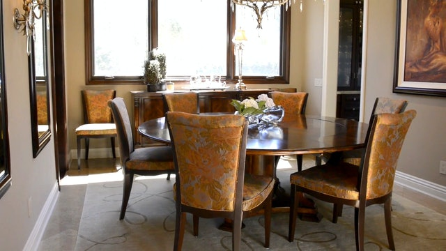 Scripps Ranch: Entry & Specialty Rooms