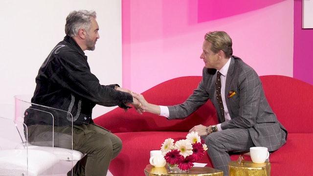 Couched: Miranda Kerr and Martyn Lawrence Bullard