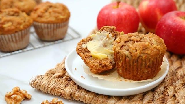 3 Delicious Autumn Muffin Recipes