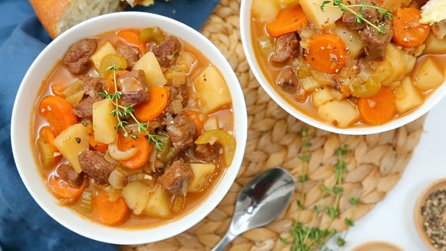 3 Hearty Stew Recipes