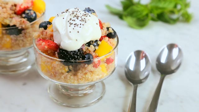 3 Healthy New Ways to Eat Quinoa