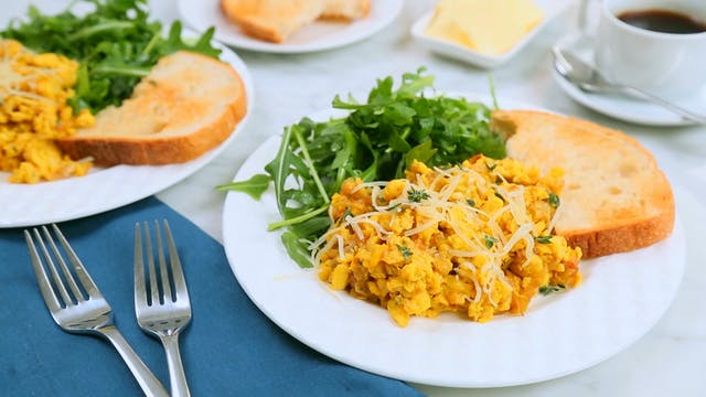 5 Healthy Scrambled Egg Recipes