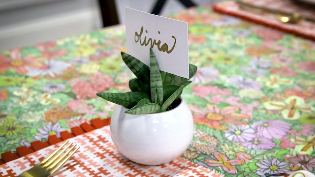 Entertain Me: Elevating Your Tablescape