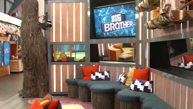 Big Brother 21 Exclusive Camp-Themed House Tour