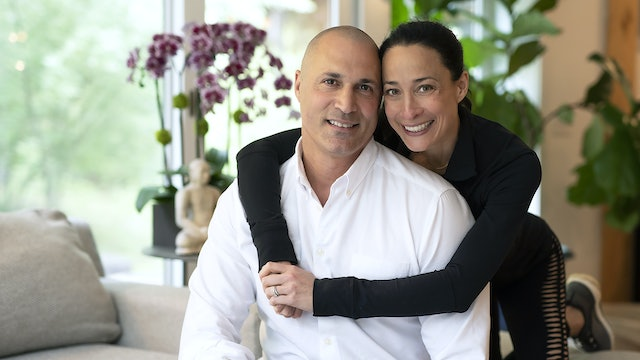 Nigel Barker's Picture Perfect Mountain Home