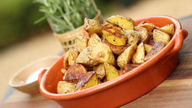 Perfectly Roasted Potatoes