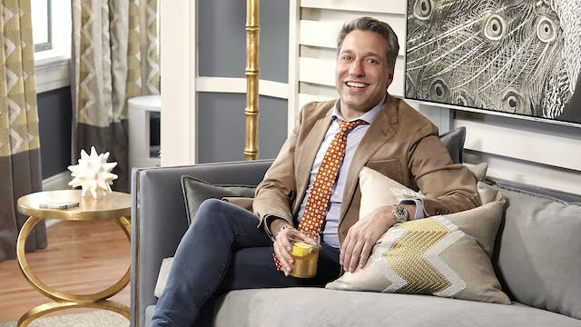 Thom Filicia: The Fraser Suite