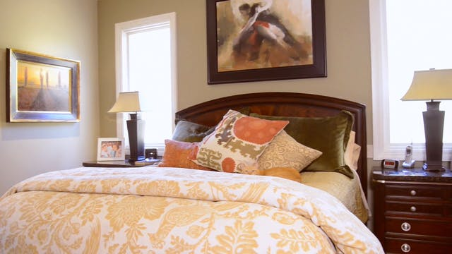 Scripps Ranch: Master Bedroom Suite