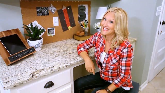 """Tommy & Shelley's Cool """"New"""" Kitchen"""