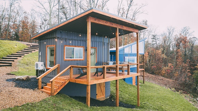 Cliff's Edge Container Homes