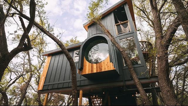 Tiny Treehouses of Texas