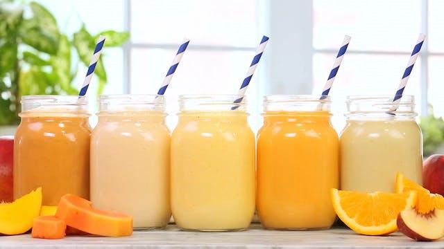 5 New Smoothie Recipes