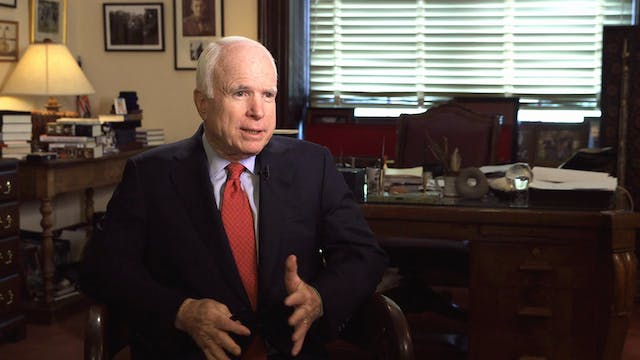 U.S. Senator from Arizona - John McCain