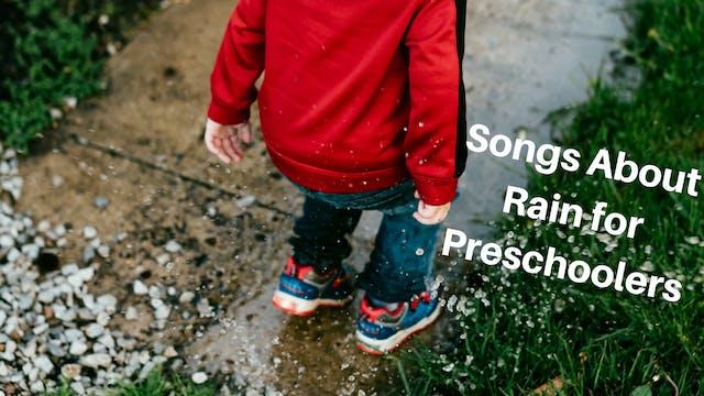 SongsAboutRain