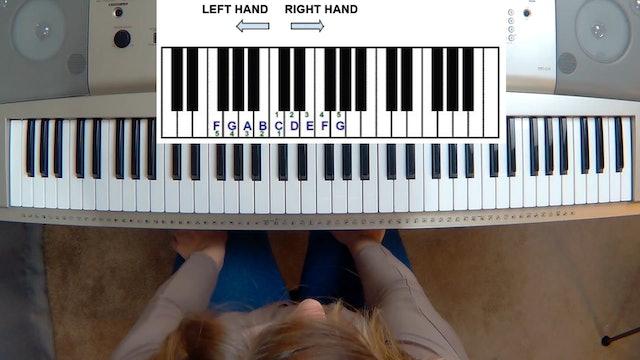 Piano Course Level 1 - Lesson 4
