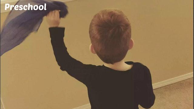 Preschool Music-Singing, Movement, Instruments