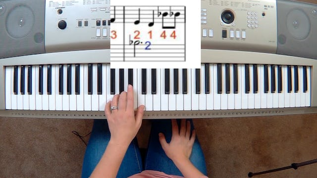 Piano Course Level 1 - Lesson 11