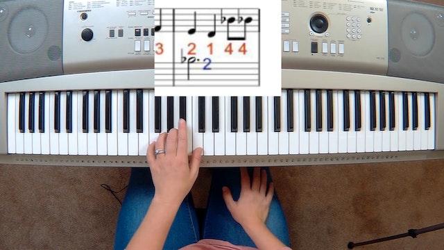 Piano Course Level 1 - Lesson 11
