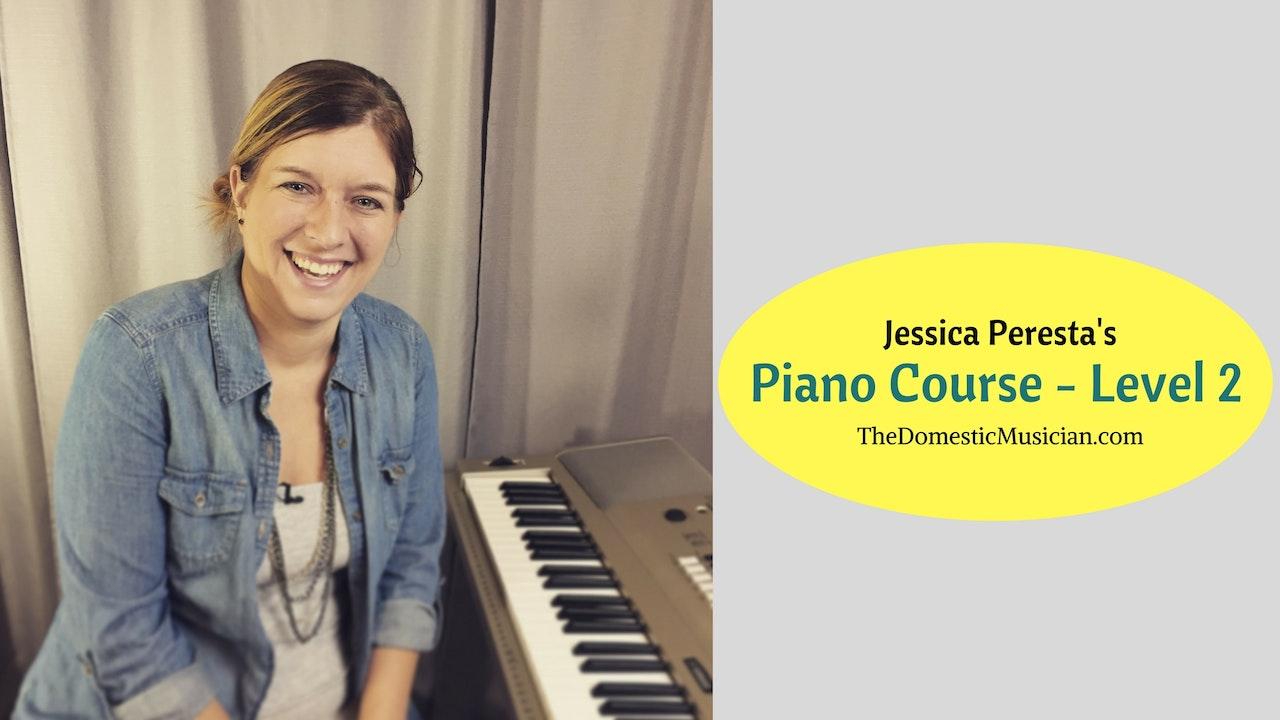 Piano Course Level 2