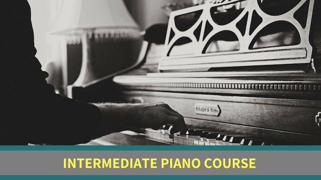 Intermediate Piano Course (level 2)