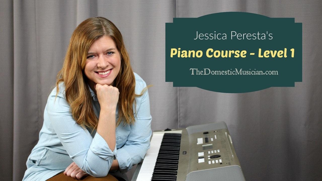 Piano Course Level 1