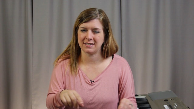 Piano Course Level 1 - Lesson 12