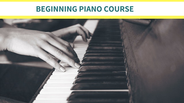 Piano Course Level 1