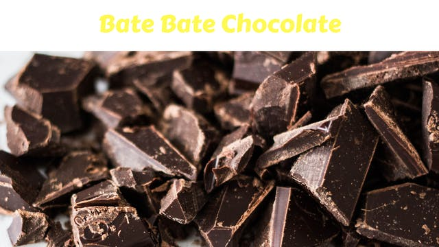 Bate-Bate-Chocolate